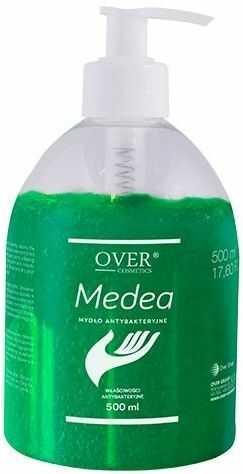 Medea - cosmetics OVER 500ml Mydło antybakteryjne do rąk