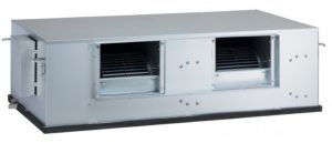 Klimatyzator kanałowy wysokiego sprężu LG UB70