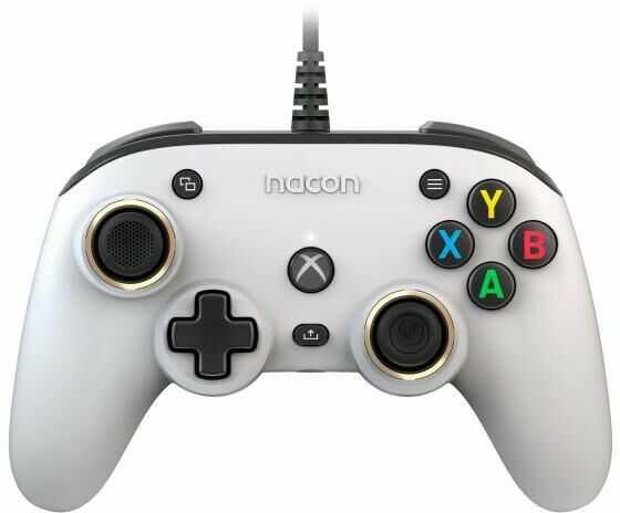 Nacon Xbox Series Compact Pro Controller (biały)