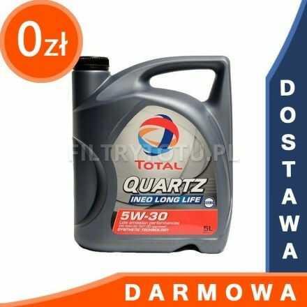 Total Quartz Ineo Long Life 5W30 5l DARMOWA DOSTAWA