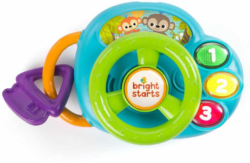 Bright Starts - Kierownica mini Rajd Safarii 11283