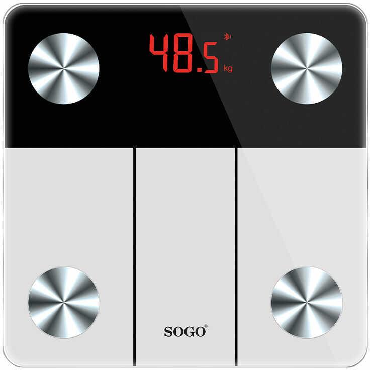 SOGO SS-2900 - Waga łazienkowa