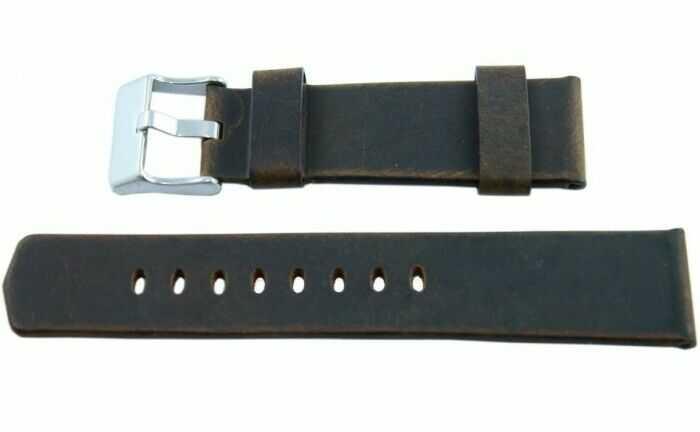 Pasek TEKLA T20 brązowy 24mm