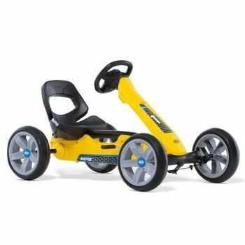 BERG Gokart Reppy Rider Żółty do 40 kg