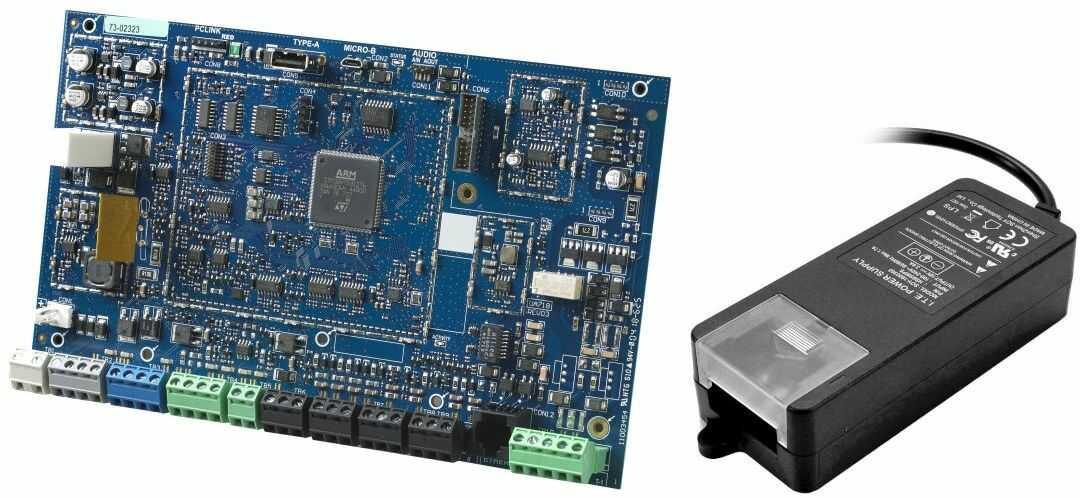 Zestaw alarmowy HS3032 BASEPID DSC