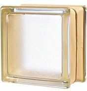 Luksfer Mini Vanilla pustak szklany 14,7x14,7x8 cm