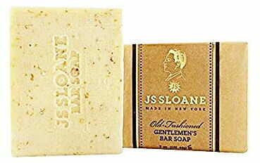 JS SLOANE GENTELEMEN''S BAR SOAP mydło tradycyjne 198g