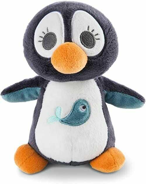 Stojący pluszowy Pingwin Watschili 17cm