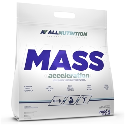 Mass Acceleration 7000g