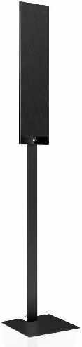 KEF T Stand Stojaki głośnikowe 1 szt. - black +9 sklepów - przyjdź przetestuj lub zamów online+