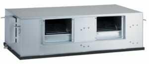 Klimatyzator kanałowy wysokiego sprężu LG UB85