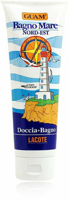 GUAM Bagno Mare - Wyszczuplający i antycellulitowy żel pod prysznic  250 ml