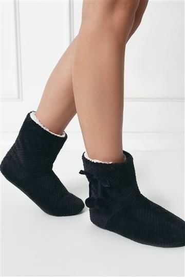Pantofle Cassie Dark Blue