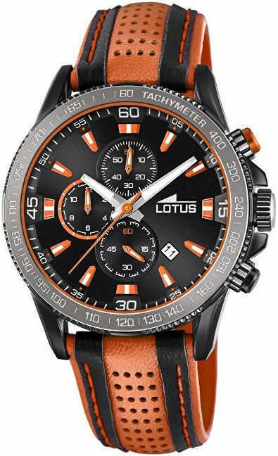Zegarek Lotus L18592-1 - CENA DO NEGOCJACJI - DOSTAWA DHL GRATIS, KUPUJ BEZ RYZYKA - 100 dni na zwrot, możliwość wygrawerowania dowolnego tekstu.