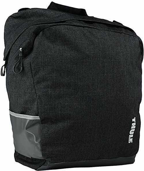 Thule 100007 torby na kierownicę, czarne, 40 x 30 x 20 cm