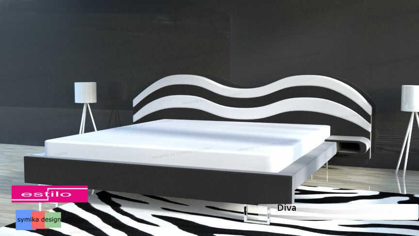 Łóżko do sypialni Diva - meble do sypialni