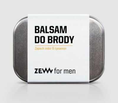 Zew for Men Balsam do Brody z węglem drzewnym 80ml