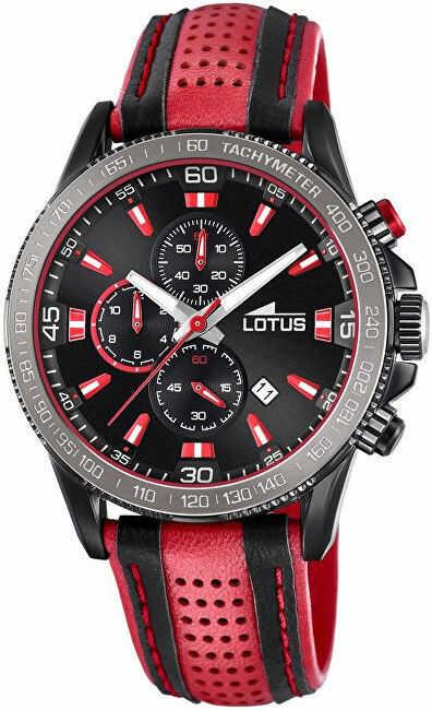 Zegarek Lotus L18592-3 - CENA DO NEGOCJACJI - DOSTAWA DHL GRATIS, KUPUJ BEZ RYZYKA - 100 dni na zwrot, możliwość wygrawerowania dowolnego tekstu.