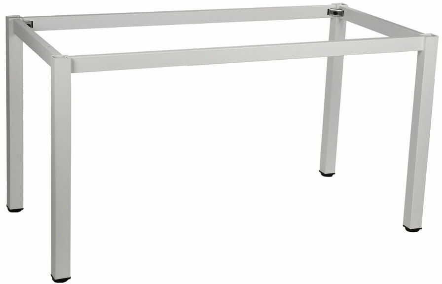 Stelaż ramowy stołu 116x66, noga kwadratowa