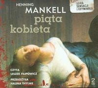 Piąta kobieta Henning Mankell Audiobook mp3 CD