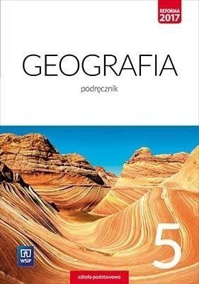 Geografia SP 5 Podr. WSiP - Agnieszka Lechowicz, Maciej Lechowicz