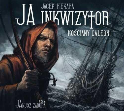 Ja inkwizytor Kościany galeon Jacek Piekara Audiobook mp3 CD