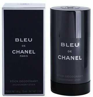 Chanel Bleu de Chanel 75 ml dezodorant w sztyfcie dla mężczyzn dezodorant w sztyfcie + do każdego zamówienia upominek.