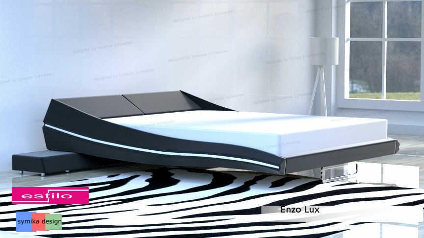 Łóżko sypialniane Enzo Lux - łóżko do sypialni