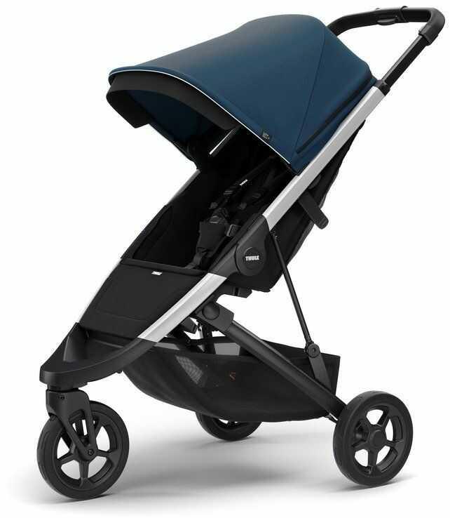 Wózek spacerowy Thule Spring Aluminium Majolica Blue