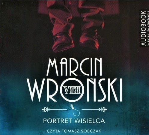 Portret wisielca Marcin Wroński Audiobook mp3 CD