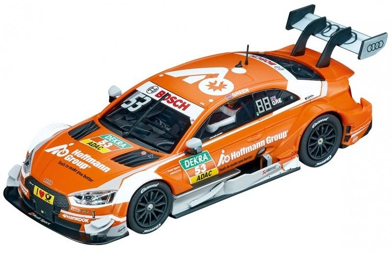 Carrera DIGITAL 132 - Audi RS 5 DTM J. Green, No.53 30837