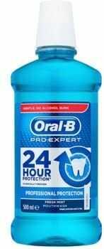 Oral B Pro-Expert Professional Protection płyn do płukania jamy ustnej smak Fresh Mint 500 ml