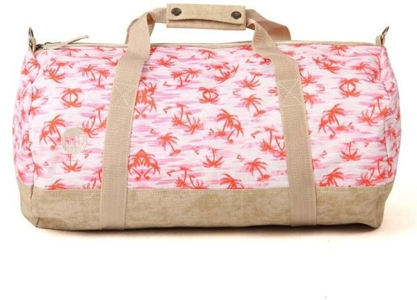 torba MI-PAC - Nd Duffel Pink Palms (008)