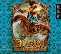 Alfie Bloom i złodziej talizmanu Gabrielle Kent Audiobook mp3 CD