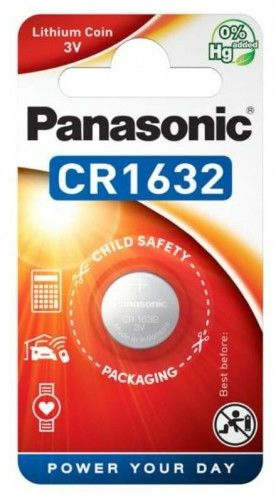 bateria litowa Panasonic CR1632 (blister)