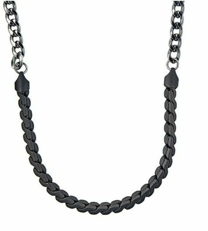 Biżuteria uniwersalne Icon Brand Jewellery Twice Nice Necklace P1025-N-HEM
