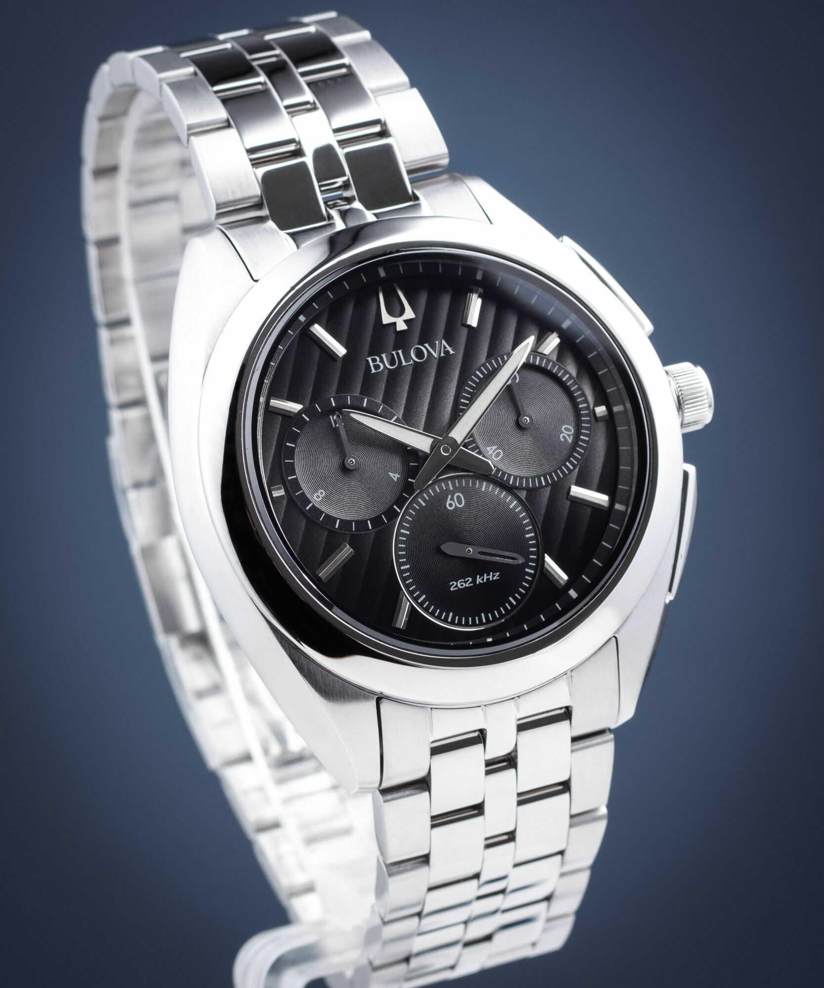 Zegarek męski Bulova Curv Chronograph