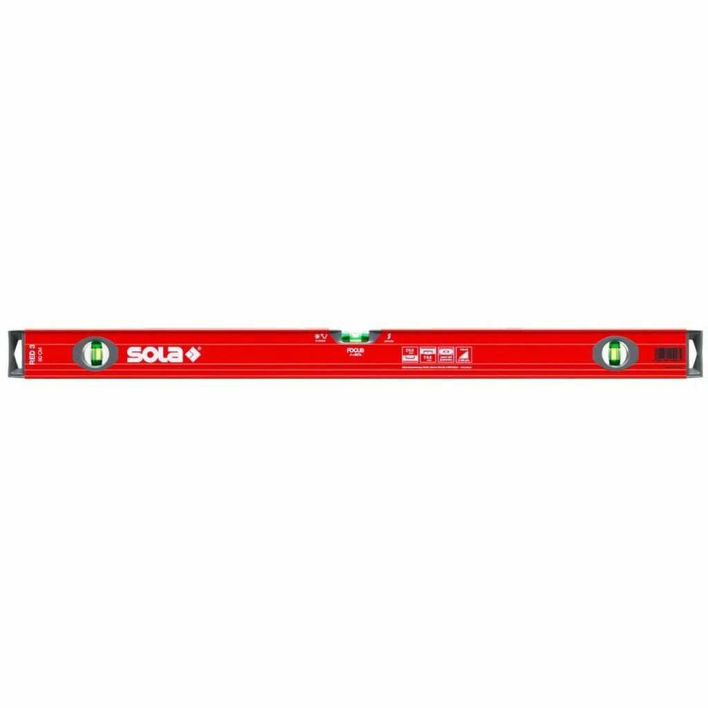 Poziomica SOLA RED3 100 cm