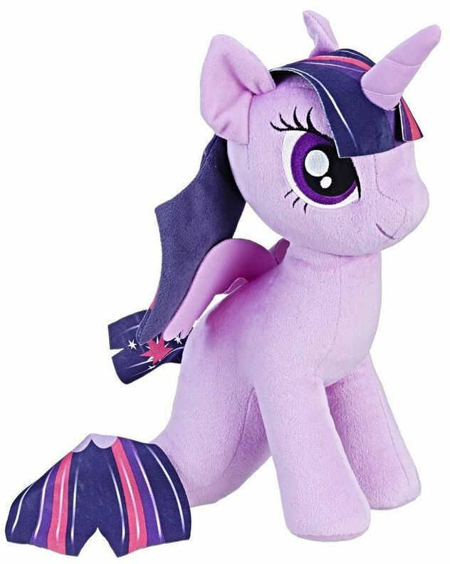 My Little Pony - Pluszak księżniczka Twilight Sparkle syrenka 32 cm C2964