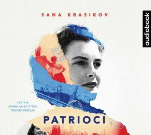 Patrioci Sana Krasikov Audiobook mp3 CD