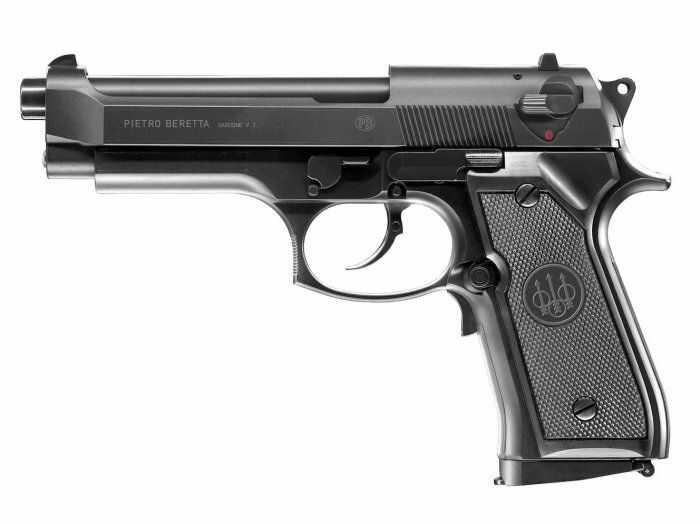 Replika pistolet ASG Beretta 92 FS 6 mm