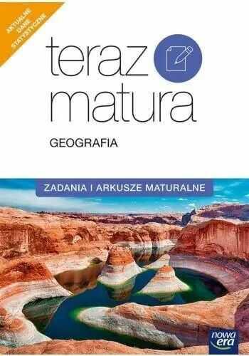 Teraz Matura. Geografia. Zadania i arkusze maturalne - Violetta Feliniak