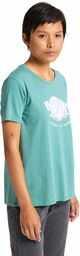 t-shirt damski BURTON ASHMORE SS Frosty Spruce