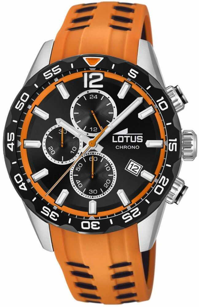 Zegarek Lotus L18590-1 - CENA DO NEGOCJACJI - DOSTAWA DHL GRATIS, KUPUJ BEZ RYZYKA - 100 dni na zwrot, możliwość wygrawerowania dowolnego tekstu.