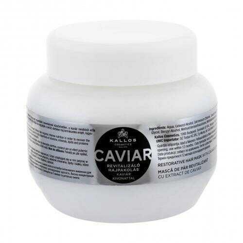 Kallos Cosmetics Caviar maska do włosów 275 ml dla kobiet