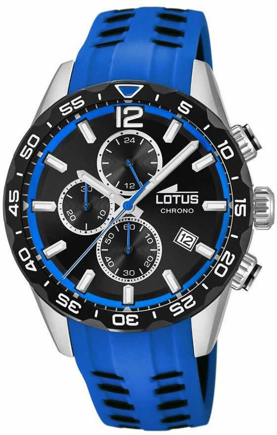 Zegarek Lotus L18590-2 - CENA DO NEGOCJACJI - DOSTAWA DHL GRATIS, KUPUJ BEZ RYZYKA - 100 dni na zwrot, możliwość wygrawerowania dowolnego tekstu.