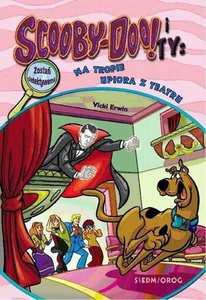 Scooby-Doo! I Ty Na tropie Upiora z teatru - Erwin Vicki