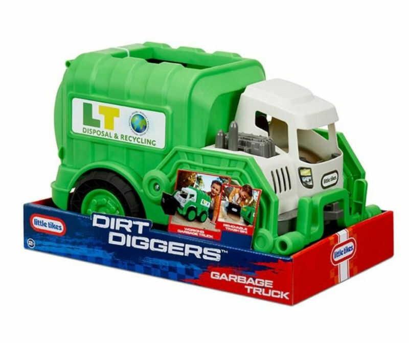 Dirt Digger - Prawdziwa śmieciarka ZAKŁADKA DO KSIĄŻEK GRATIS DO KAŻDEGO ZAMÓWIENIA