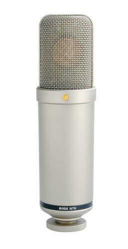 Rode NTK - mikrofon pojemnościowy lampowy studyjny Rode NTK