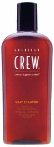 American Crew Gray szampon do siwych włosów 250ml
